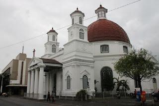 Tempat Wisata di Jawa Tengah dan Sekitarnya
