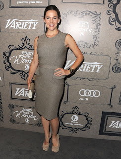 Jennifer Garner at Variety's Annual Power of Women Event red carpet