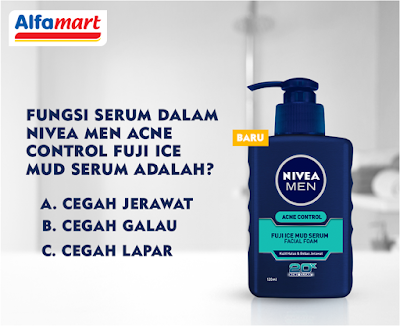 Sampel-Gratis-Produk-Nivea-Men-Acne-Control-Fuji-Ice-Mud-Serum