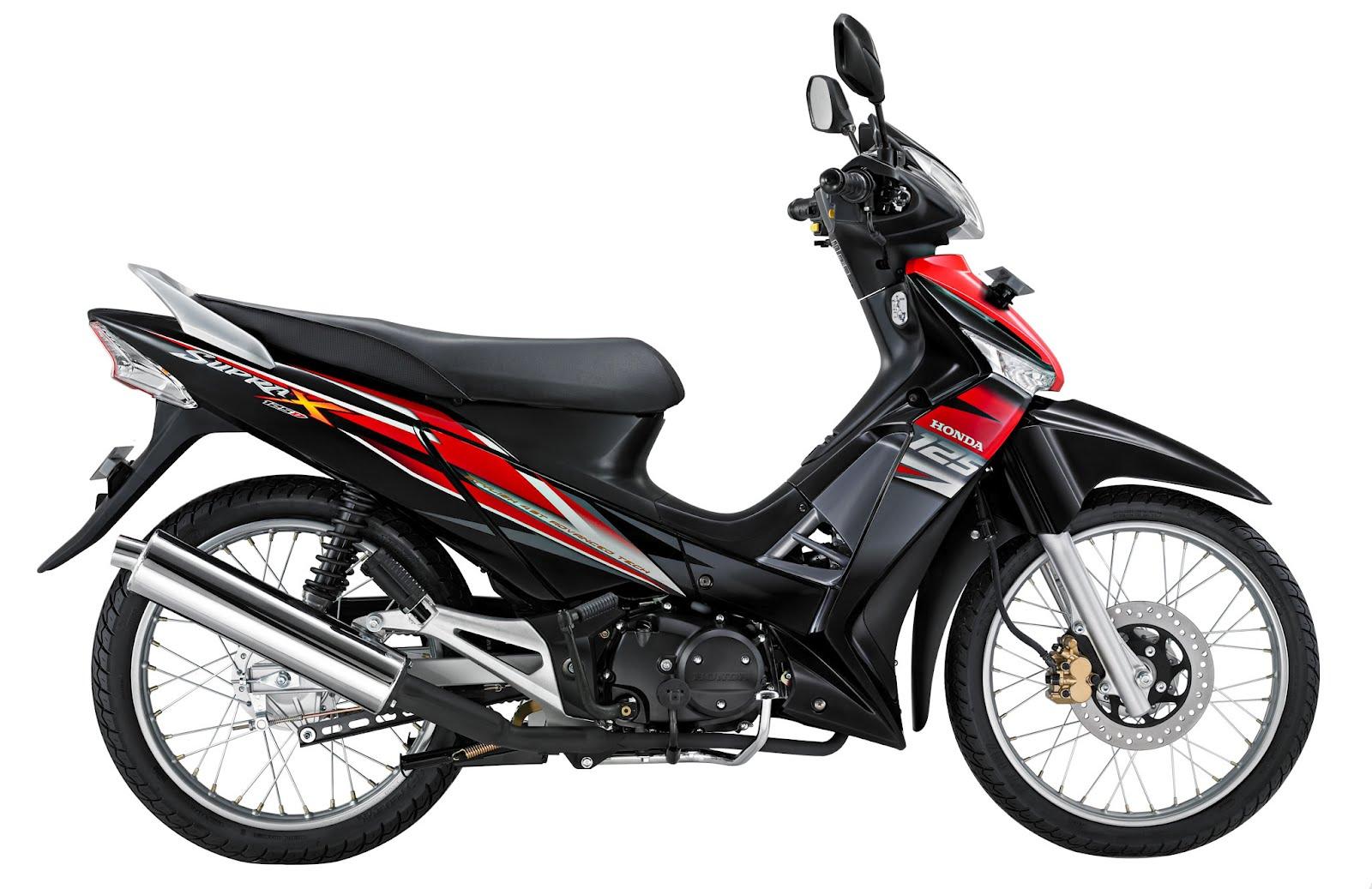 Honda Supra X 125D