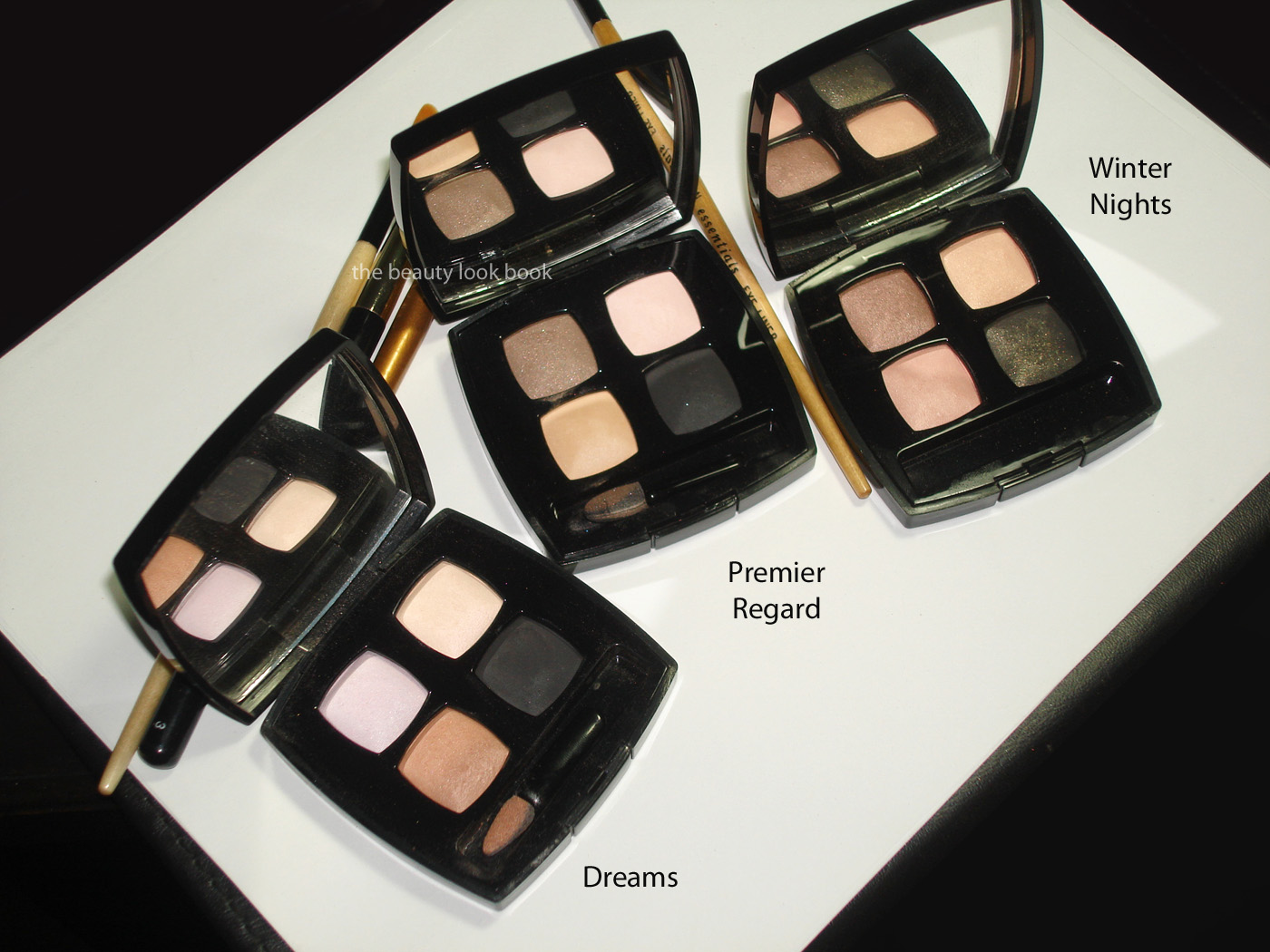 At A Glance, This Seems To Be A Quad That Is Goofproof And Easy To Apply  I Was Disappointed In The Pigment By Itself