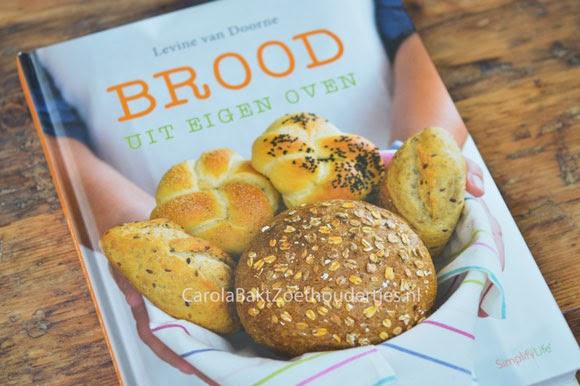 Levine van Doorne, brood uit eigen oven