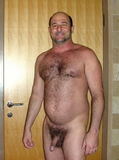 Naked Daddybears Hair Chest Daddy Bears Hairy Cock
