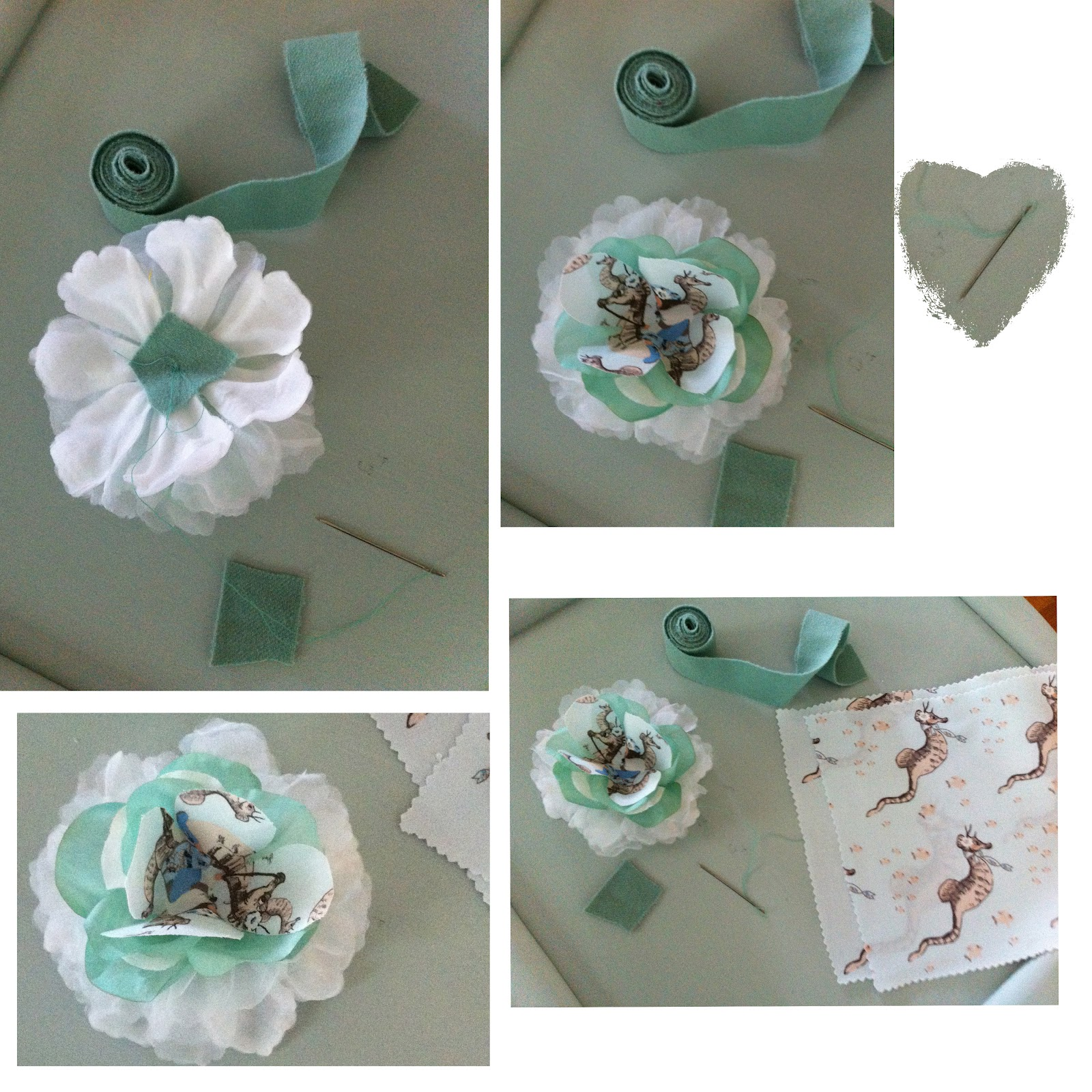 A SCRAPBOOK OF INSPIRATION: Baby Shower Inspirations III