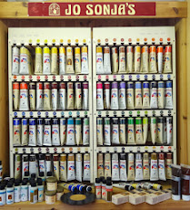 Jo Sonja's Paints and Mediums