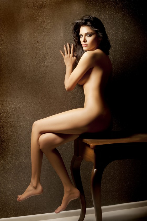 Hottest nude actress