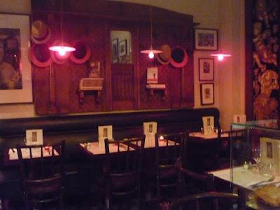 salle du restaurant Tavola Calda Bistrot à Rouen