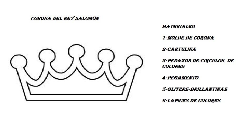 LA ORACION-: -LA ORACIÓN----Arte-Corona- del rey Salomón