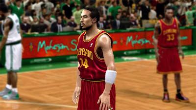 NBA 2K13 Shaun Livingston Cavs Player Update