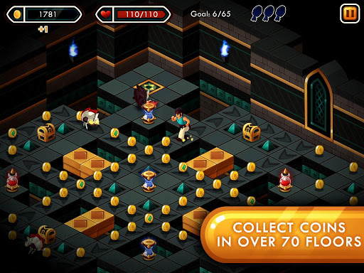 download Treasure Tower Sprint 1.0.1 APK (Android)