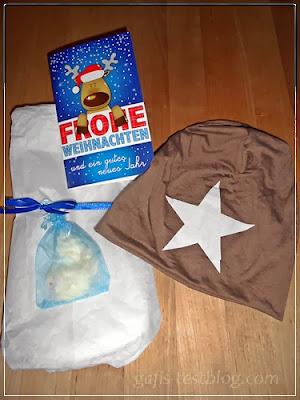 Weihnachtsgeschenk von Cotton USA