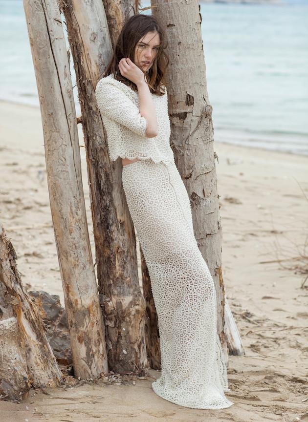 Hermosos vestidos de novias | Colección Christos Costarellos