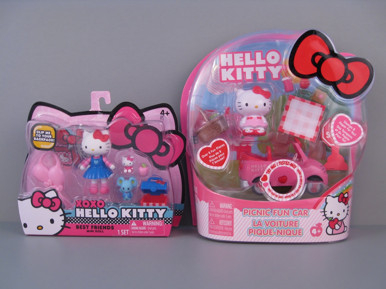 Hello Kitty Scooter Toys R Us : Hello kitty mini dolls from jada toys and blip the
