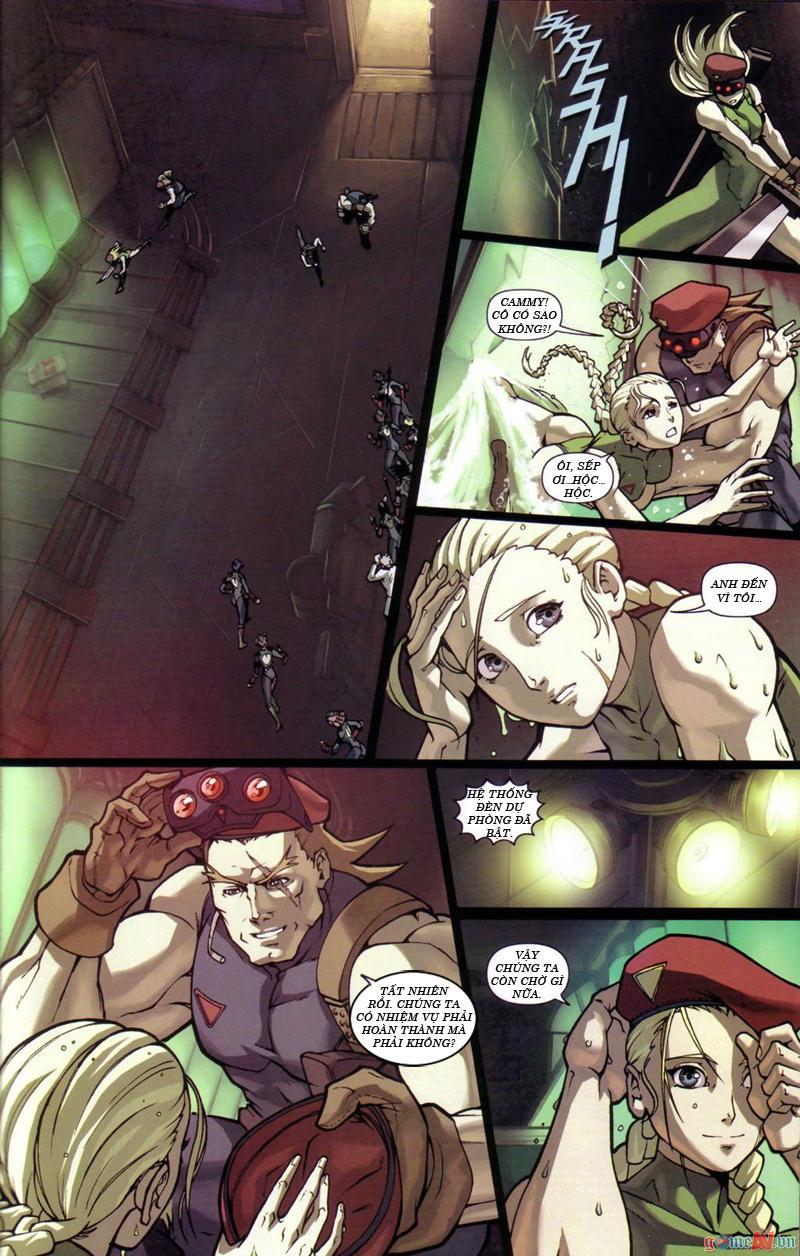 Street Fighter chap 12 - Trang 8