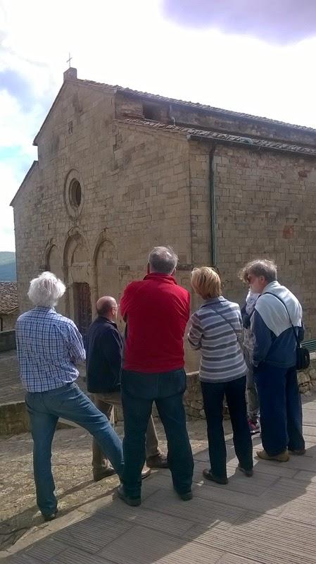 Chiesa Montecastelli Pisano