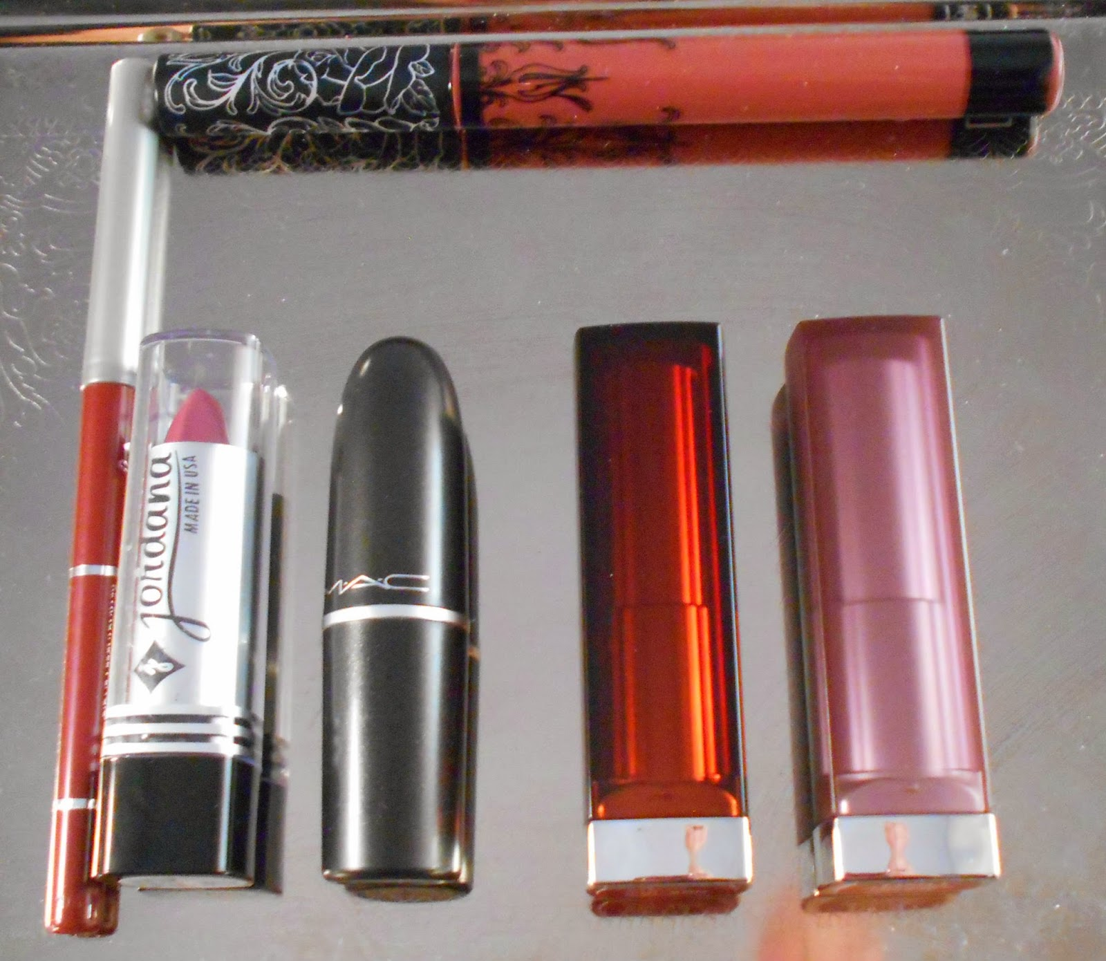 Alternatives To Kat Von D Everlasting Liquid Lipstick in Lolita