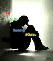 #Galau