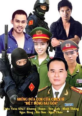 Những Đứa Con Biệt Động Sài Gòn Không chùn bước