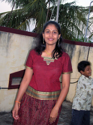 Hot Indian aunty Picture