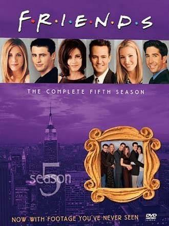 Phim Tâm Lý - Tình Cảm Những Người Bạn: Phần 5 -  Friends: Season 5 - 1998
