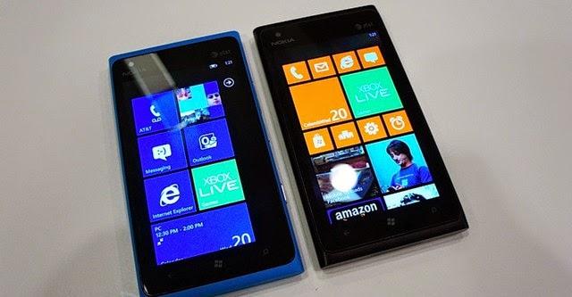 Tất cả smartphone Lumia chạy Windows Phone 8 sẽ được lên đời Windows 10