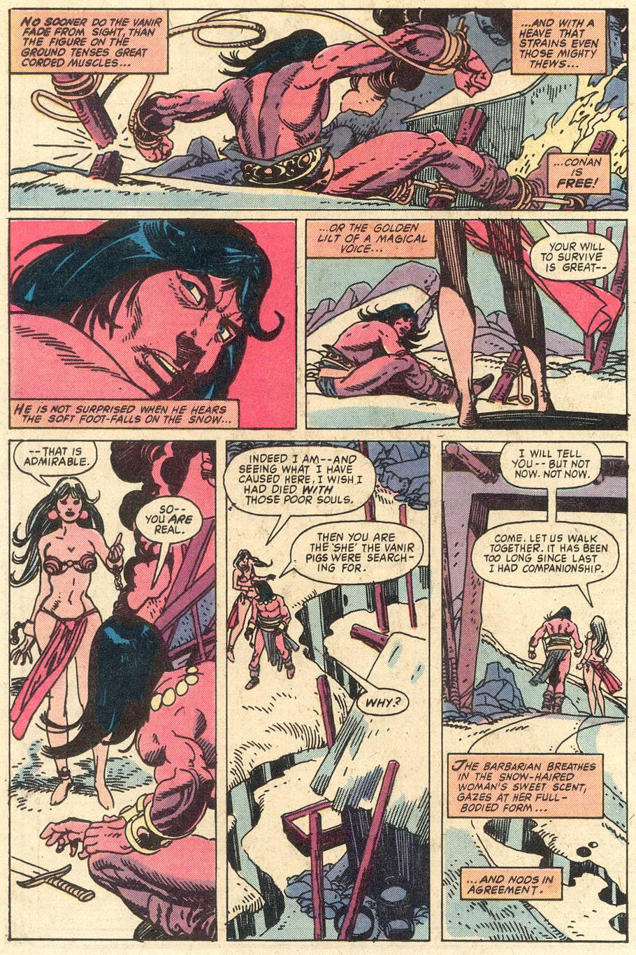 Conan the Barbarian (1970) Issue #127 #139 - English 13