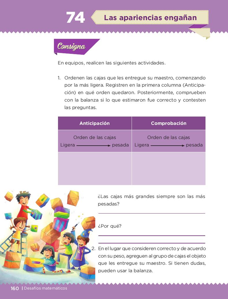 Las apariencias engañan- Desafios matemáticos 3ro Bloque 5/2014-2015