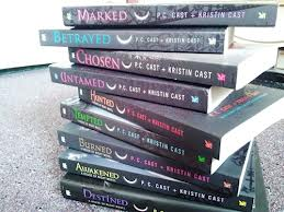 House Of Night Series, Book Review House Of Night