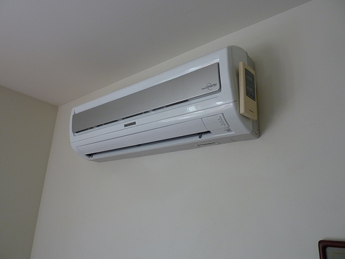 What is a ductless mini split air conditioner and when is for Ductless ac