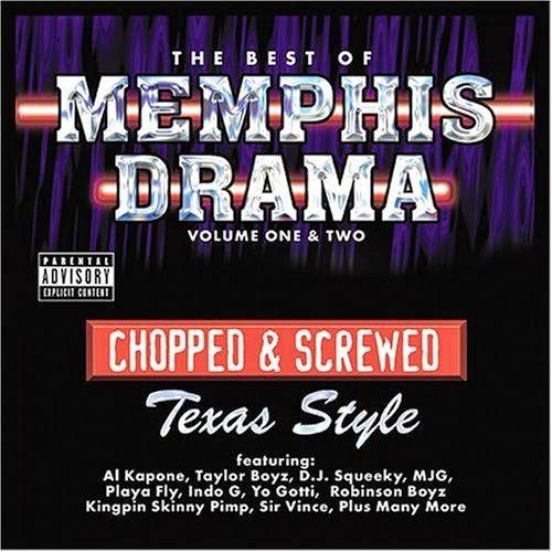 The Best Of Memphis Drama Vol. 1 & 2
