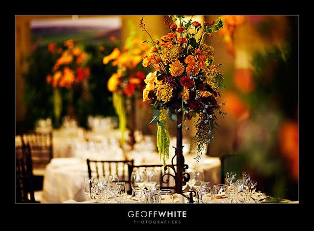 Autumn Centerpieces For Weddings