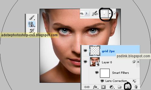 Cara Membuat Photo Efek Sederhana Menggunakan Photoshop