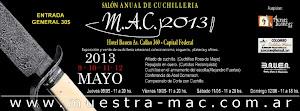 M.A.C. 2013