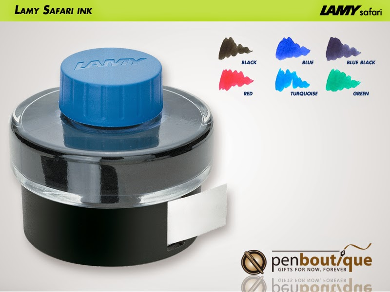 Lamy Safari Ink