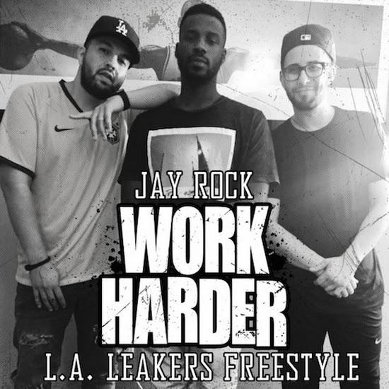 Jay Rock - Work Harder (Freestyle)