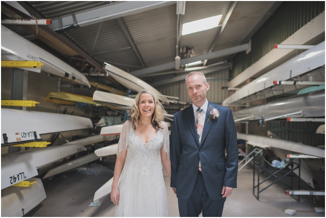 From the blog: Martin and Victoria: Rowing Club Wedding: Llandaff, Cardiff