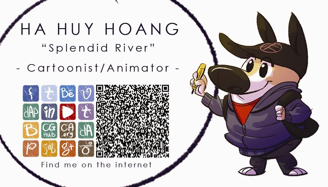 "Ha Huy Hoang ""Splendid River"""