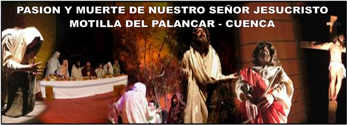 Pasión y Muerte de Nuestro Señor Jesucristo