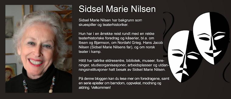 Sidsel Marie Nilsen
