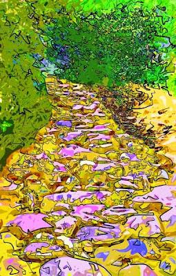 El camí (Meritxell Valdearenas)