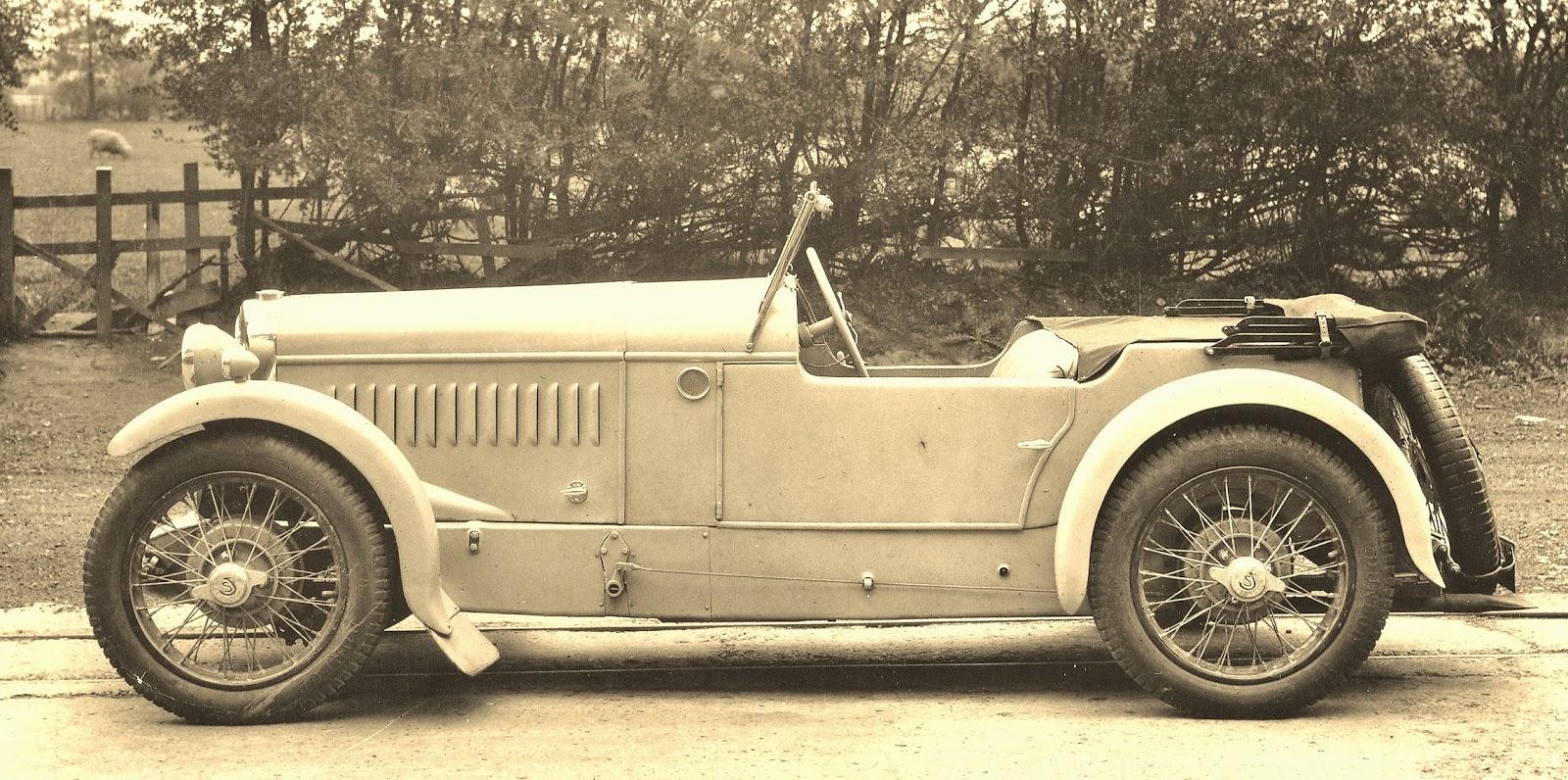 Jensen Motors The Beginning Car Scene International
