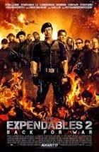 Los Mercenarios 2 (2012) DVDRip Latino