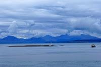Mar de Mull, Escocia