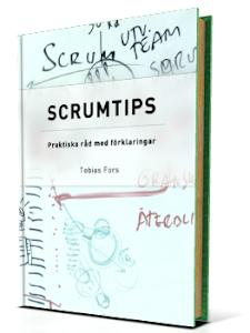 Scrumtips - Boken