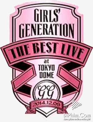 Phim SNSD The Best Live Tokyo Dome