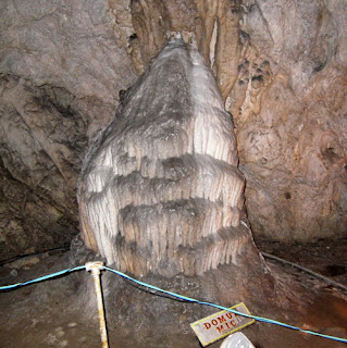Small Dome of Women's Cave - Domul Mic Pestera Muierii, Gorj