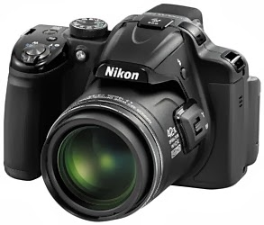 Nikon Coolpix P520 - 18.1 MP