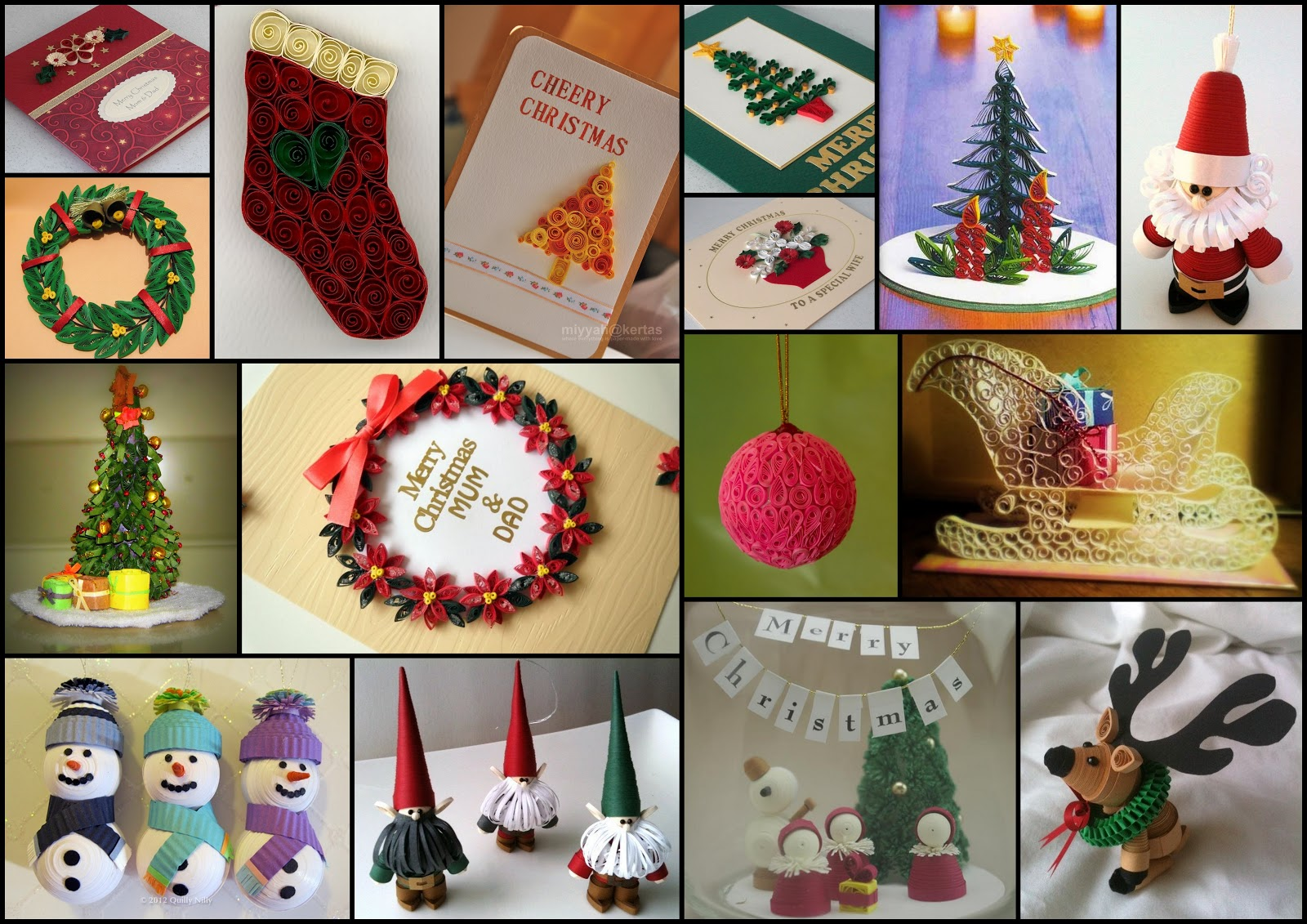 Decorating Ideas > Merry Christmas To Everyone  Creative Art & Craft Work ~ 082720_Christmas Decoration Craft Work