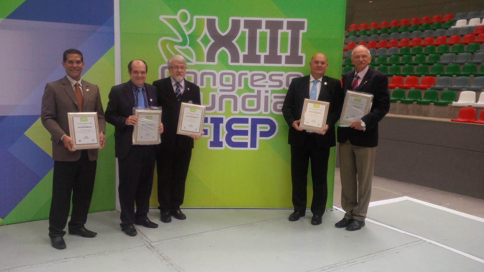 XXIII Congreso Mundial FIEP, Morelia, México. 2014