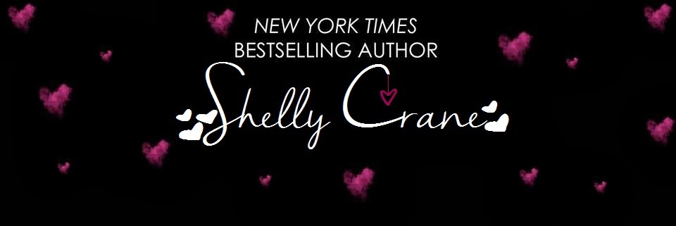 Shelly Crane Speaks - NYT & USA Today Bestselling Author